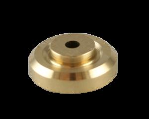 11104 Brass Backup Ring- HP Valve