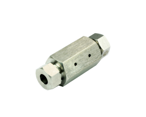 13160-60-6 High Pressure Straight Coupling