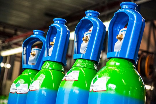 5601 - Industrial gases