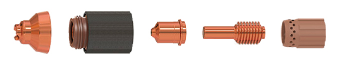 Lt standard - Consommables plasma Powermax 30 manuel