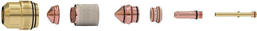 cons MildSteel260XD 260Aacier doux - Plasma HPR 260 XD