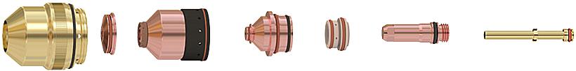 cons Stainless130XD 130Aalu - HPR 130 XD ES