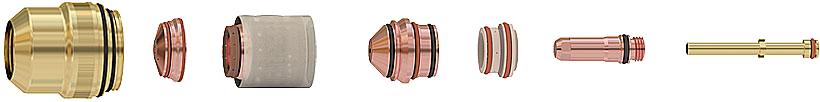 cons StainlessSteel260XD 260Aalu - Plasma HPR 260 XD