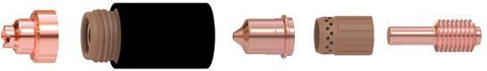 consum pmx45 3 - Consommables plasma Powermax 45