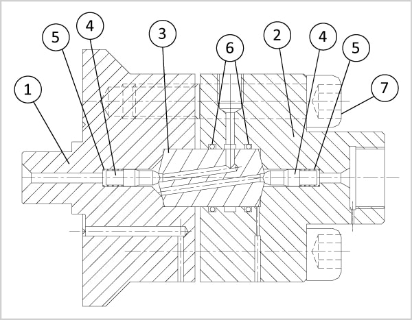 schema bloc clapet.pjg  - Digital Control-compatible S Intensifiers