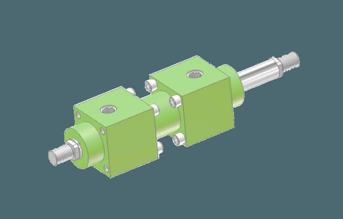 verin - Digital Control-compatible S Intensifiers