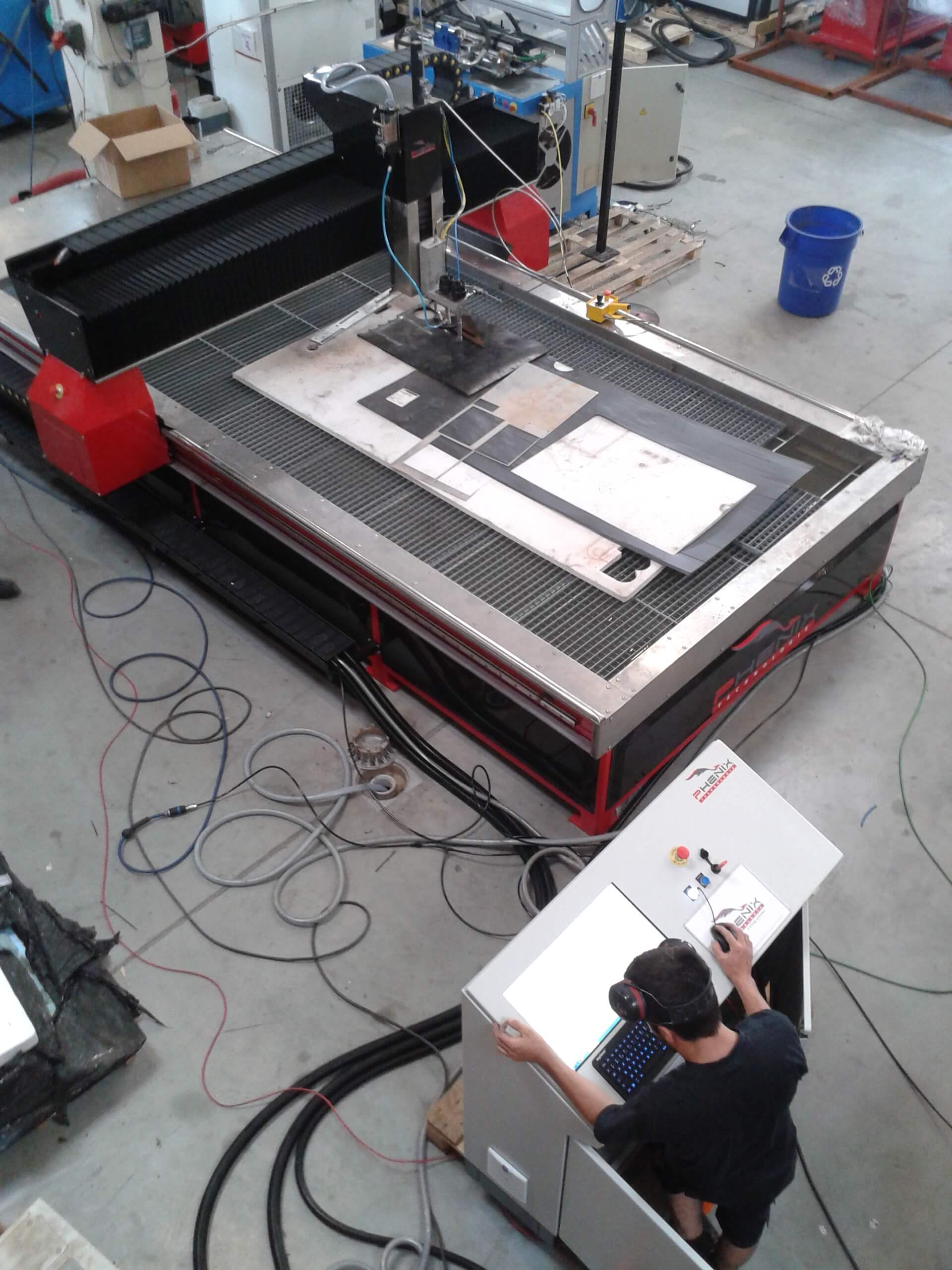 MDX5 - MD-X waterjet cutting machine