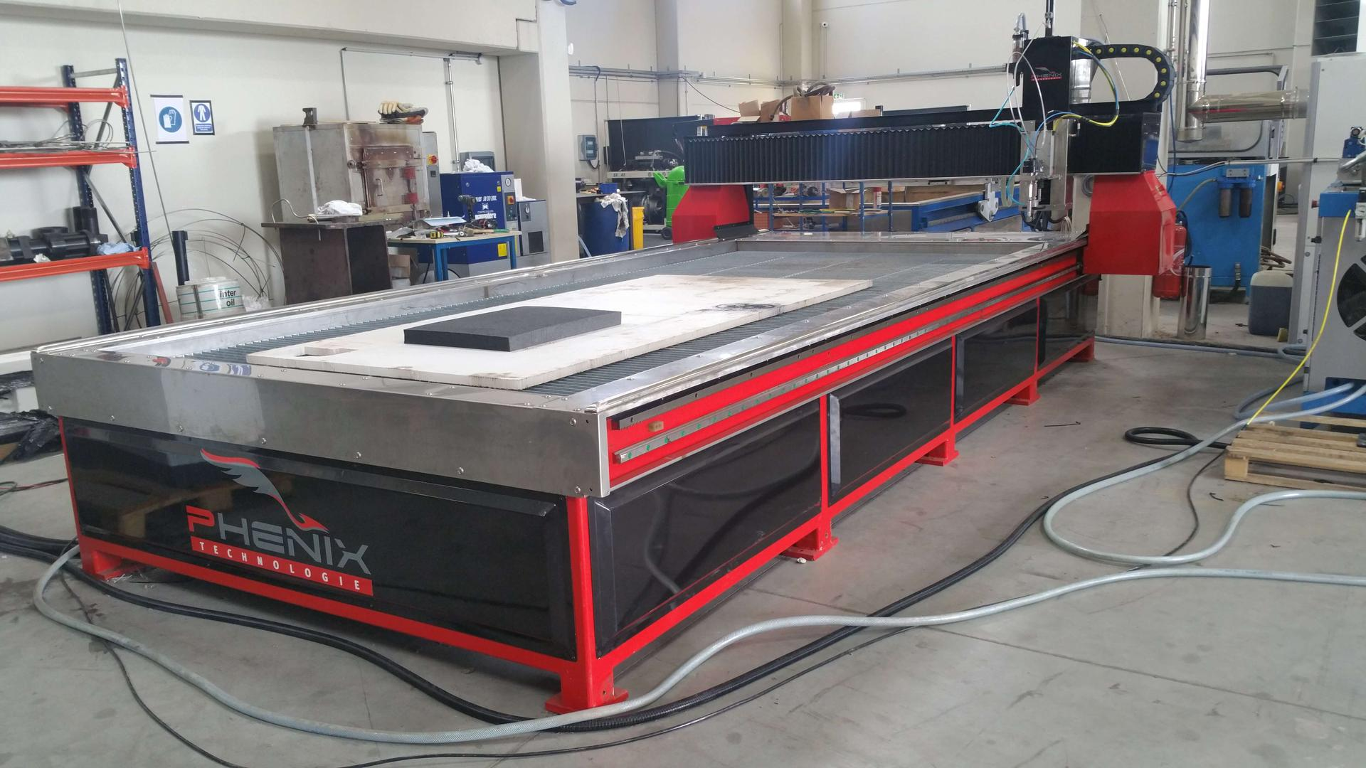 MDX7 - MD-X waterjet cutting machine