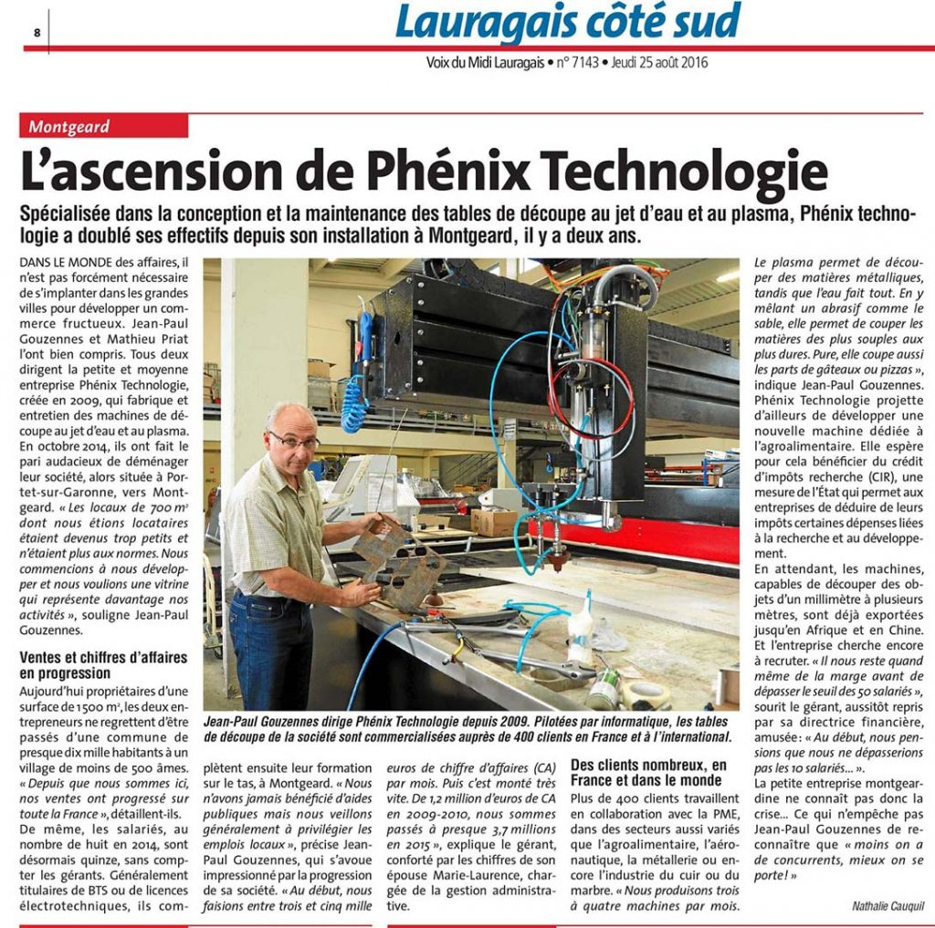 voix lauragais phenix technologie 1024x1017 - L'ascension de Phénix Technologie