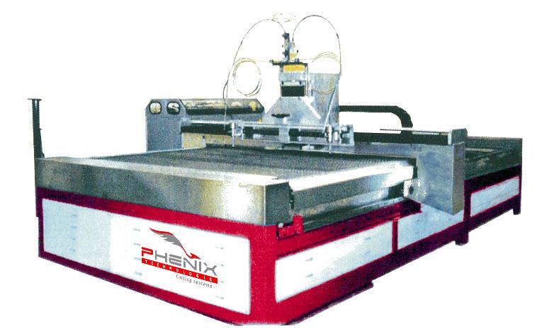 table decoupe multi jet - Multi jet machine CNC de découpe jet d'eau