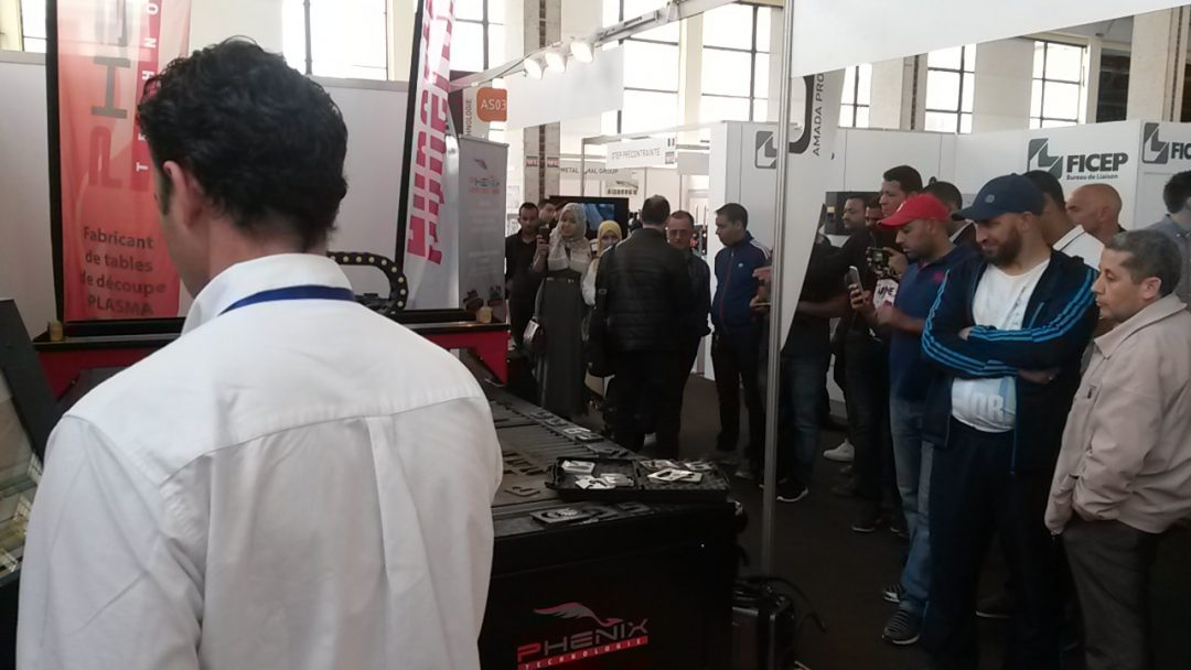 PHENIXBATIMATECALGER7 e1494857857682 - Phénix Technologie présent à ALGER du 22 au 26 avril 2018 à la 21 ème édition de BATIMATEC