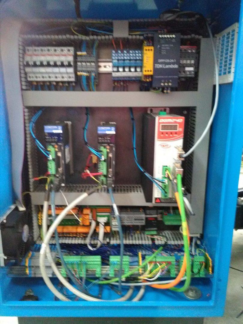 armoireelctrique e1495092630374 - Centre de découpe plasma occasion