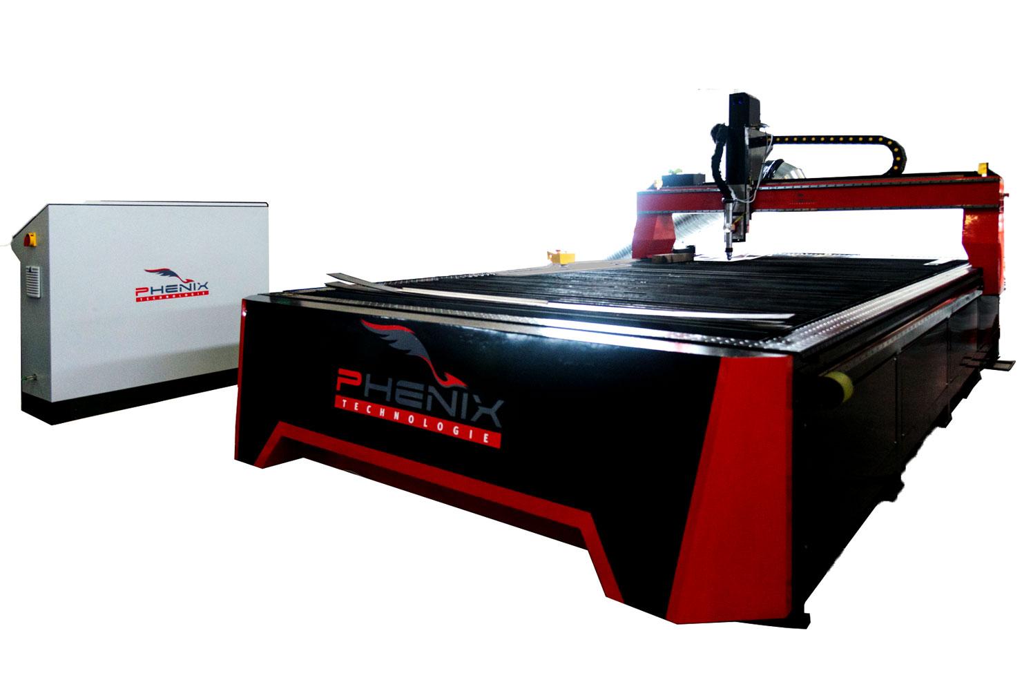 MDCUT cutting machine - Pro jet Máquina de corte por chorro de agua