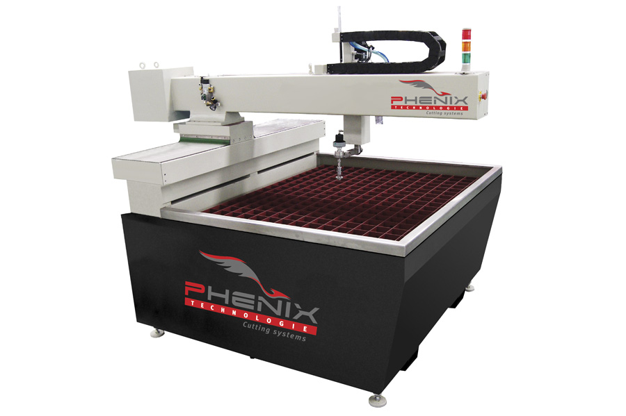 FIRST JET - FIRST Jet waterjet cutting machine