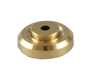 11104 Brass Backup Ring- HP Valve