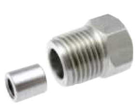 bague - High pressure fittings and valves compatible with all brands