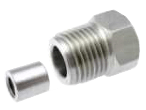 ecrou1 - High pressure fittings and valves compatible with all brands