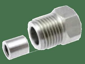 ecrou1 - Raccords et vannes haute pression compatibles toutes marques