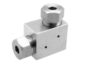 raccord coude - High pressure fittings and valves compatible with all brands