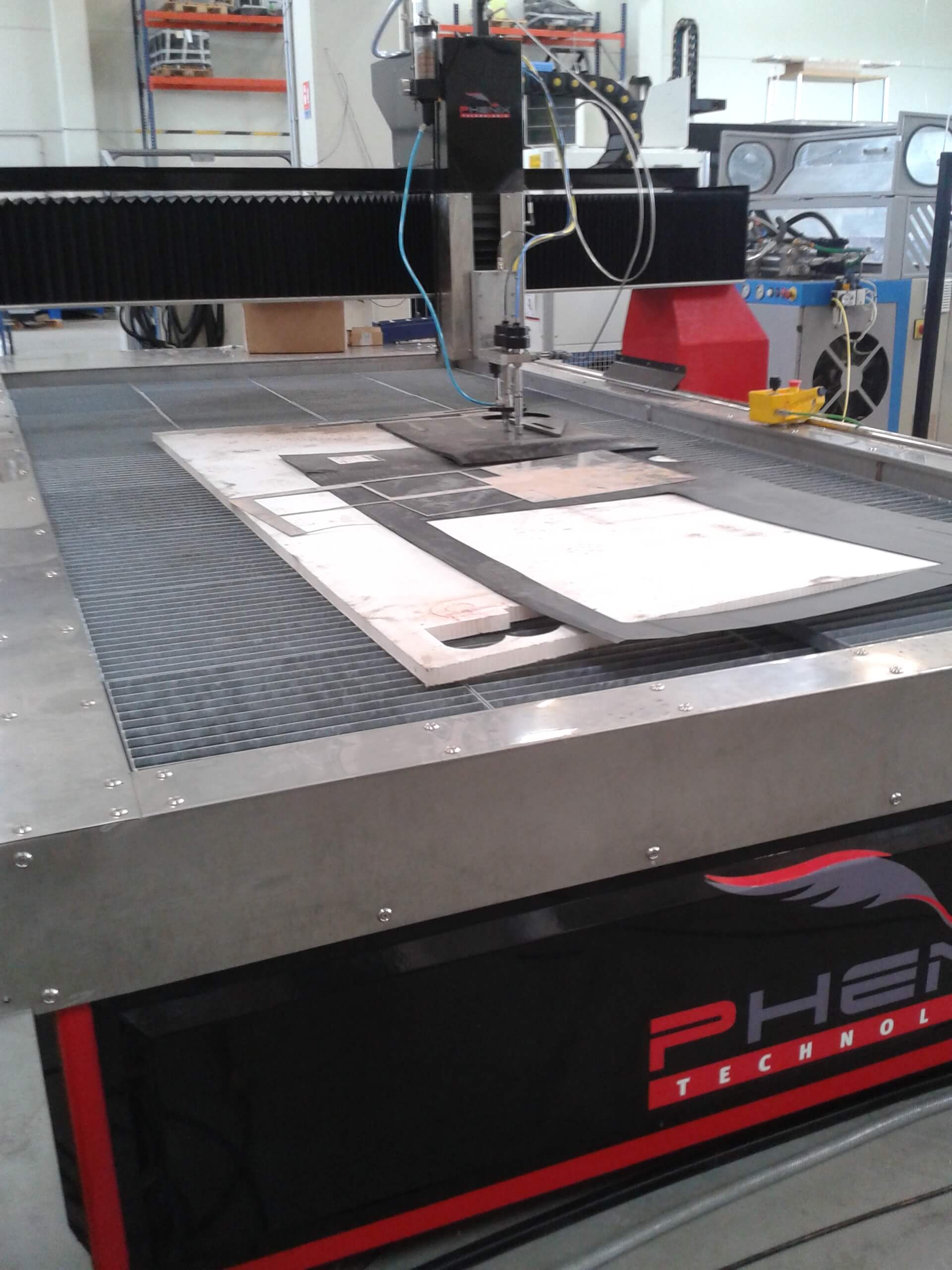 MDX2 - MD-X waterjet cutting machine
