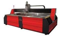 machine decoupage flashjet mini - Waterjet cutting CNC Machine