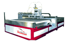 machine decoupage multijet mini - Waterjet cutting CNC Machine