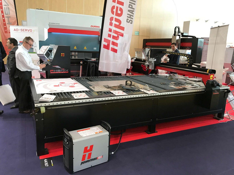 PHENIXSALONLYON1 e1492781870778 - Phénix Technologie présent sur Industrie Lyon le salon des technologies de production en Avril 2017