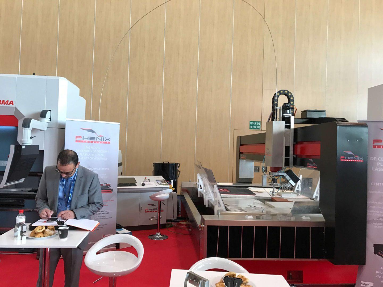 PHENIXSALONLYON5 e1492781937753 - Phénix Technologie présent sur Industrie Lyon le salon des technologies de production en Avril 2017