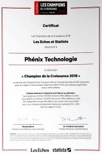 Le Prix Les Echos 03 199x300 - Le Prix de l'excellence 2018