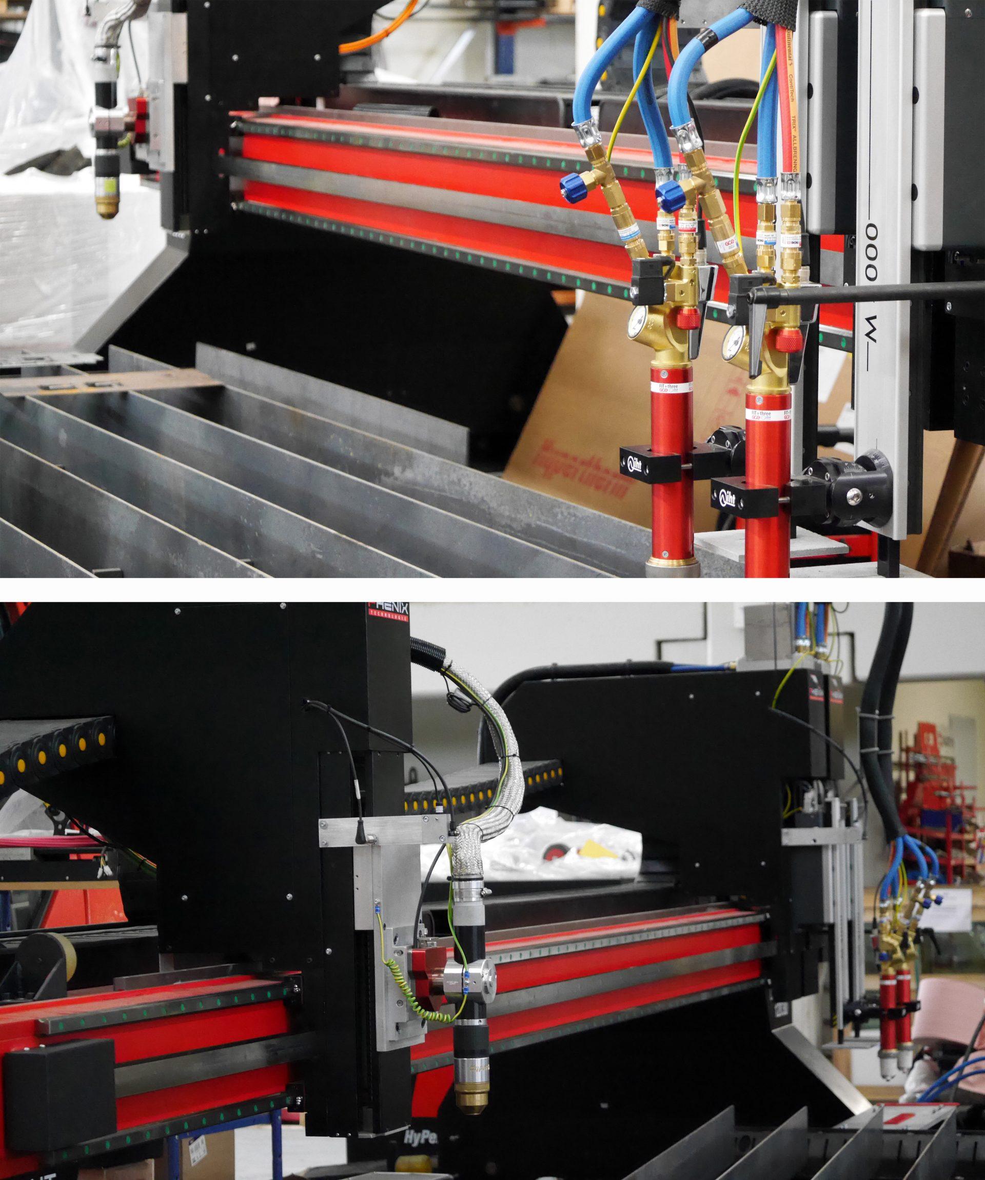 Dual Cut Atelier.02 - DUAL Cut machine découpe plasma